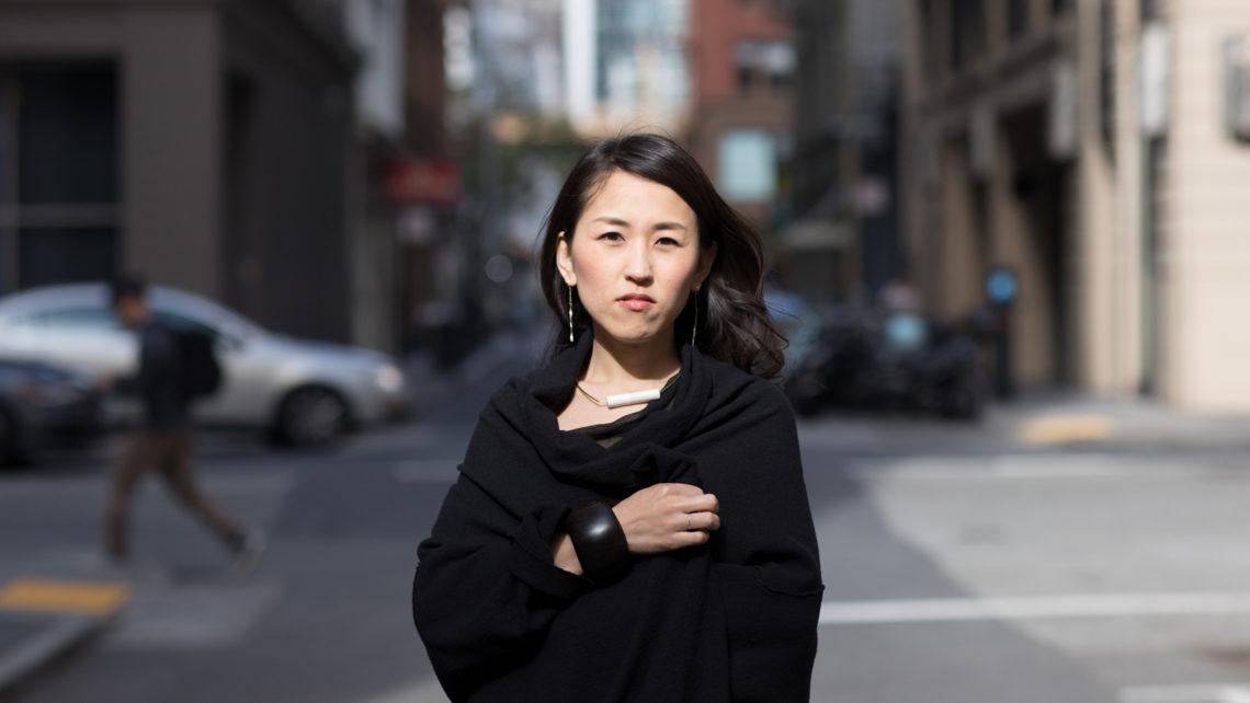 Aoi Yamaguchi Photo by Margo Moritz for 99U
